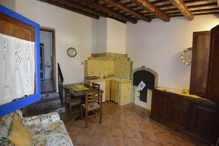 casetta romantica in campagna - Trapani - Casa