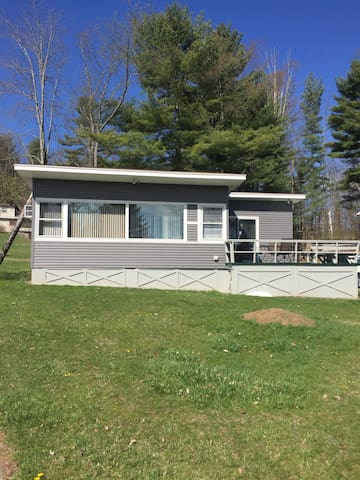 3BD Sacandaga Lake with Dock - Mayfield