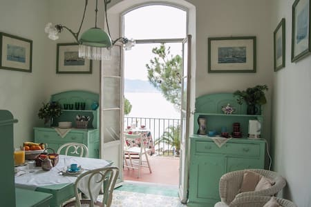 La Batteria  Illa Room - Portovenere - Bed & Breakfast