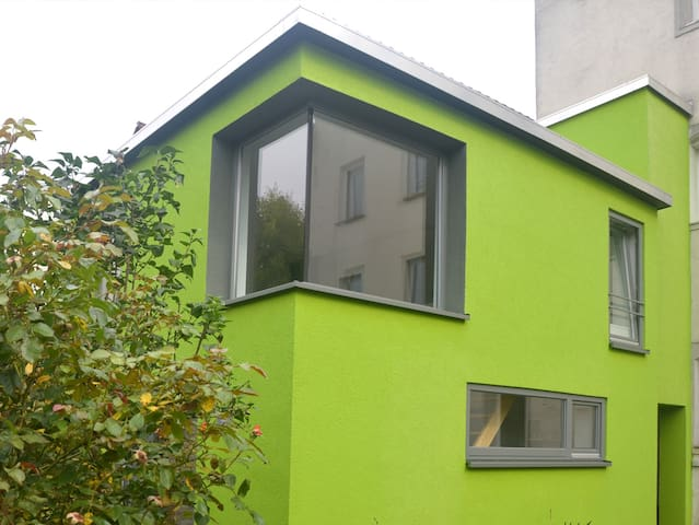 "Holiday flat ""tHE GREEN HOUSE"" - Kassel - Apartmen"
