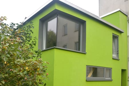 "Holiday flat ""tHE GREEN HOUSE"" - Kassel - Apartament"