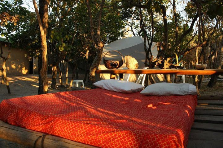 Camping na Chapada dos Veadeiros 3 - Anápolis - Tent