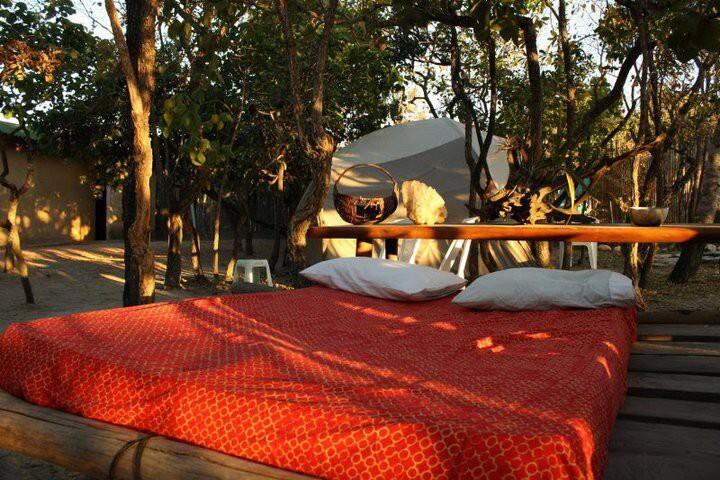 Camping na Chapada dos Veadeiros 3