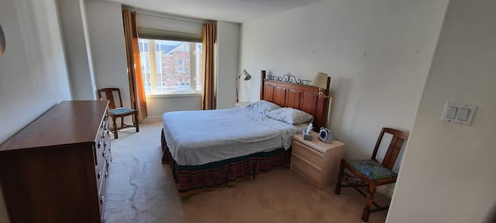 Master Bedroom in a shared fully furnished house!