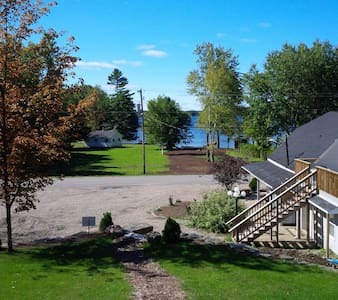 Luxury Lake Muskoka Family Getaway - Bracebridge - Srub