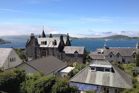 Beautiful views from every window - Oban