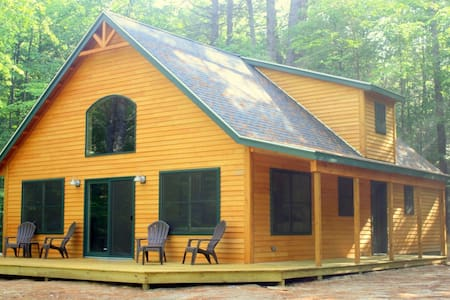Private Lodge on Highland Lake - Bridgton - Cabin