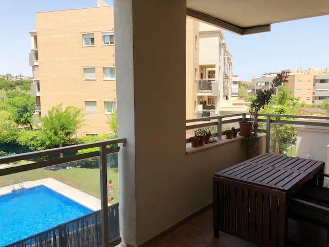 Cozy apartment in Torremolinos - La Colina