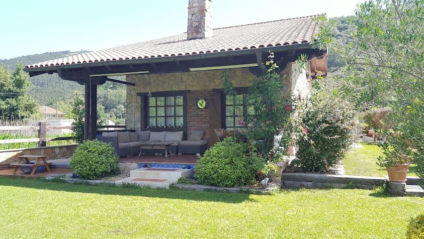 LA CASITA DE AVRIL - Guriezo - Casa