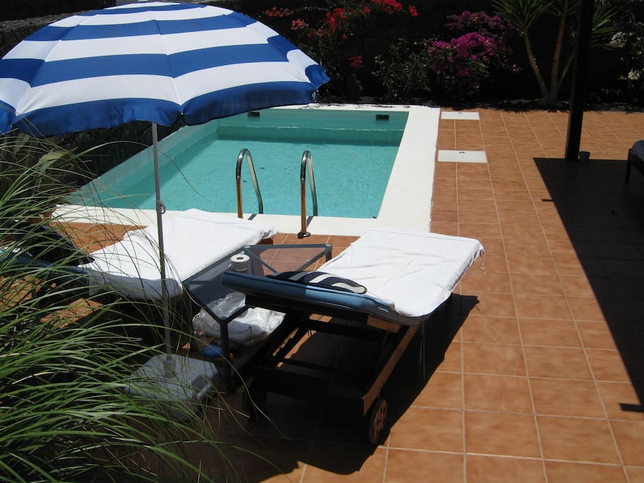 Terasse / Pool