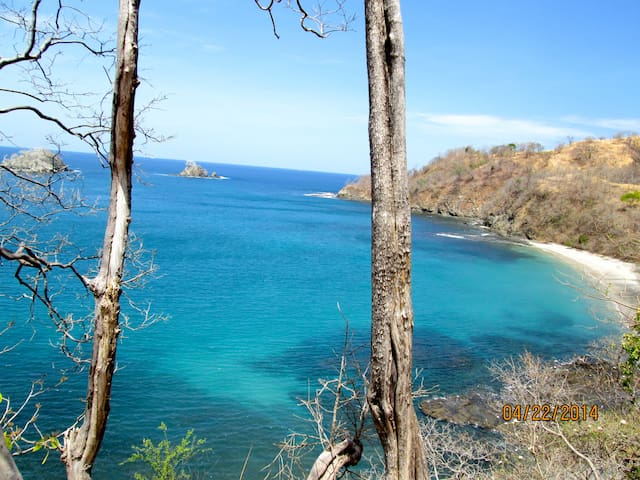 Check out Playa Dante and take a Short hike to Playa Dantita & you may have the beach to yourself