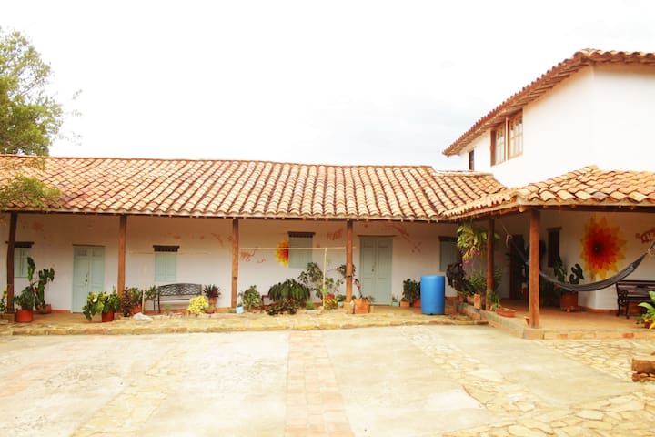 Cabana VIDA (Posada El Saman)
