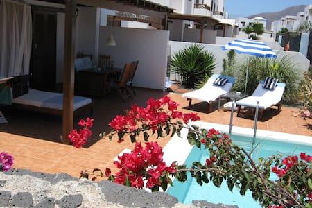 2 Ferienzimm Playa Blanca Lanzarote - Casa