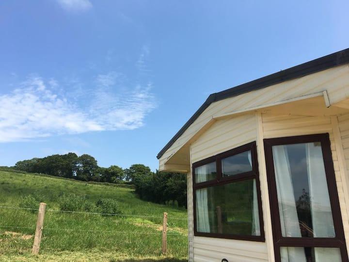 Park gate house farm holidays, Colyton -Elizabeth
