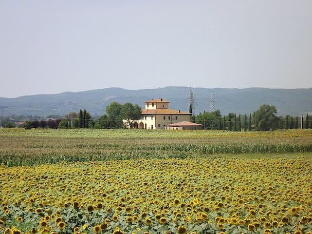 casa leopoldina in Valdichiana - Arezzo - Apartament