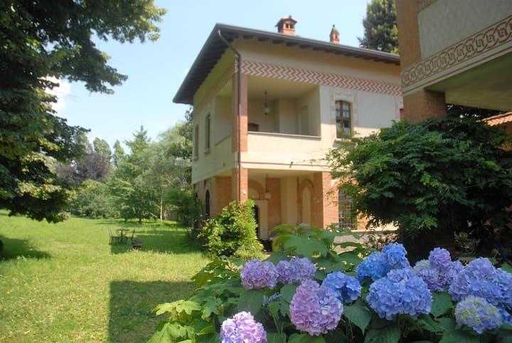 Delightful cottage between Milan and Como