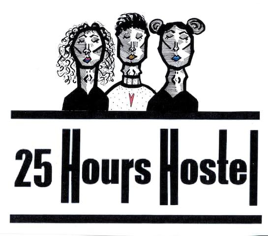 25 Hours Hostel/5