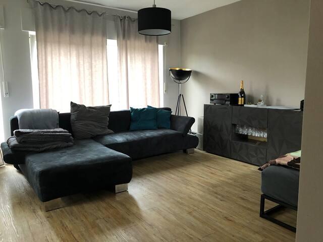 Modernes Apartment für Geschäftsreisende