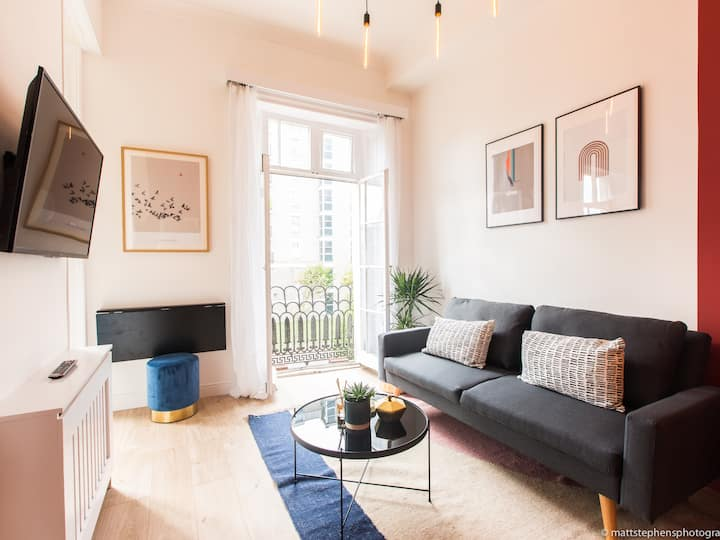 *NEW* Stunning 1BDR Flat in the Heart of Brighton