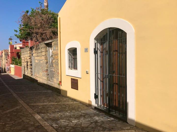 VentodiMilazzo - Studio Loft Castle area