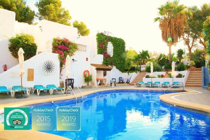 Boutique Hotel Villa Columbus -1- Paguera Mallorca