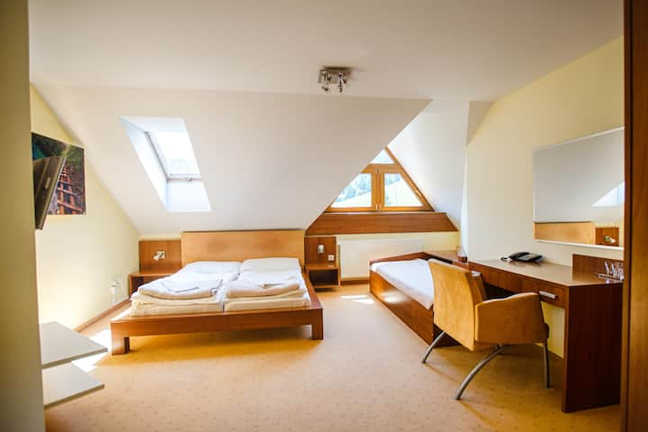 Cozy room with private bathroom 205