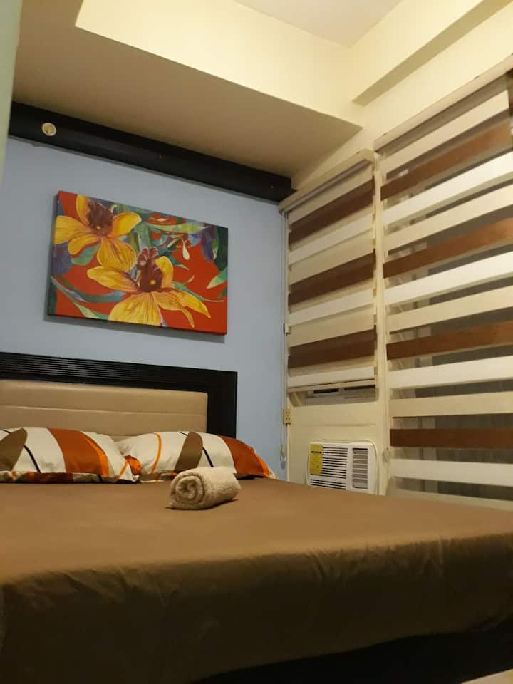 Fully furnished 1BR unit in Makati