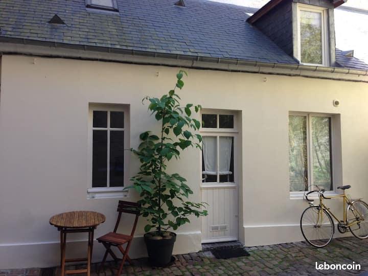 Charmant studio au cœur de Caen 22 m²