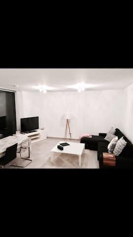 Cozy & modern flat near Airport & Kirchberg - Senningerberg