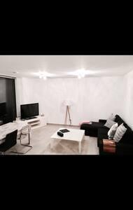 Cozy & modern flat near Airport & Kirchberg - Senningerberg - Daire