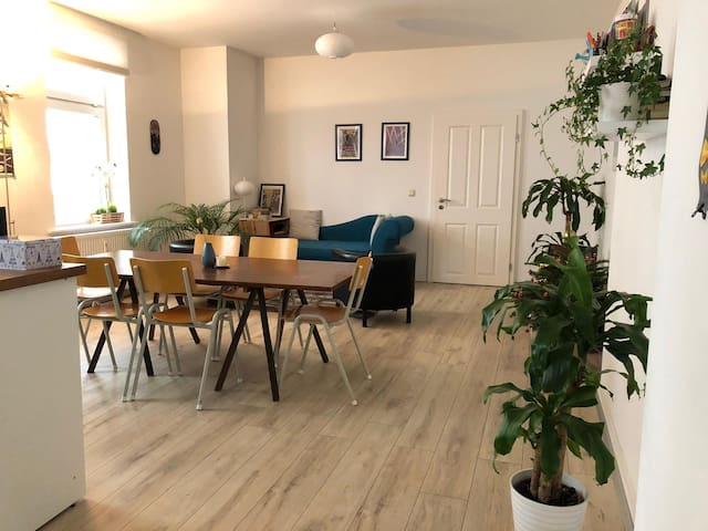 Charming and quiet room in the center of Kreuzberg