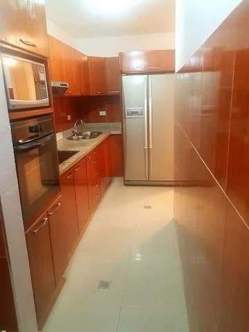 Lujoso Apartamento para familia o ejecutivo