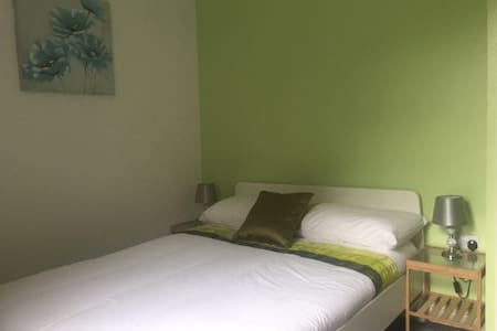 Townhouse @ Richmond Street Stoke Double Room 1