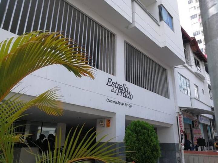 TRANQUILO APARTAESTUDIO A TRES MINUTOS DE CABECERA