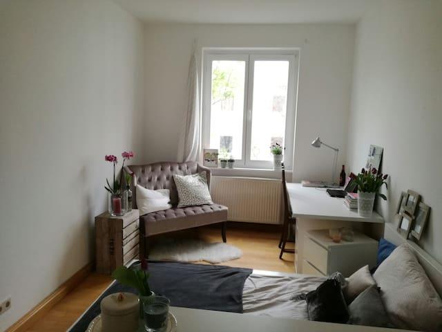 cosy private room - city center - RESIDENZ-VIEW! - Würzburg - Lägenhet