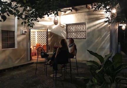Cabaña privada / casa tilita Aquismon