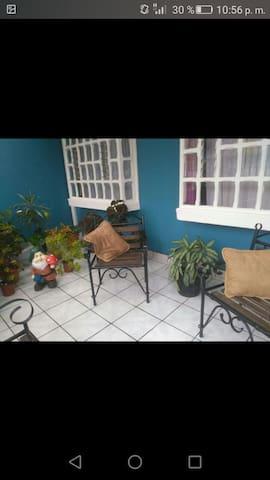 Orosi. Costa Rica