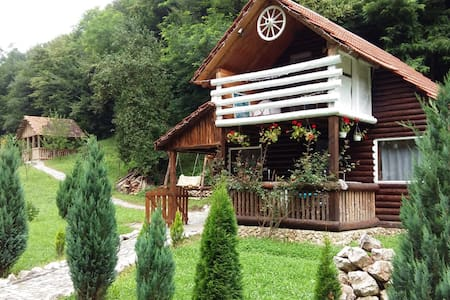 RUSTIC  TRADITIONAL ECOLOGIC APUSENI