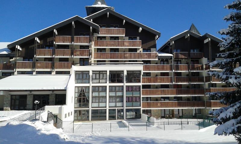 Praz-de-Lys, Les Terrasses du Mont Blanc, 6-7 pers