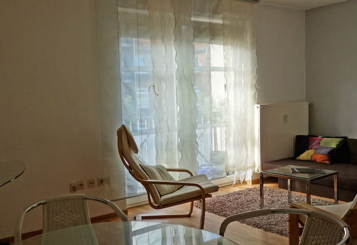 Apartment, in a quiet residential complex