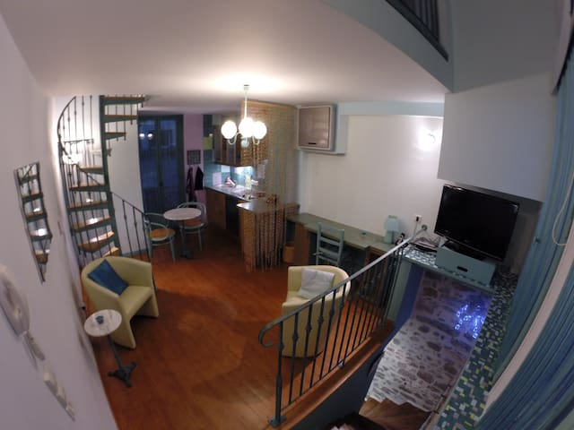 Duplex entièrement rénové - Milly-la-Forêt - Daire