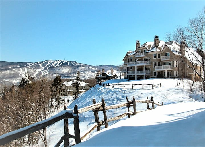 Lovely Condo in Old Tremblant - Mountain View!