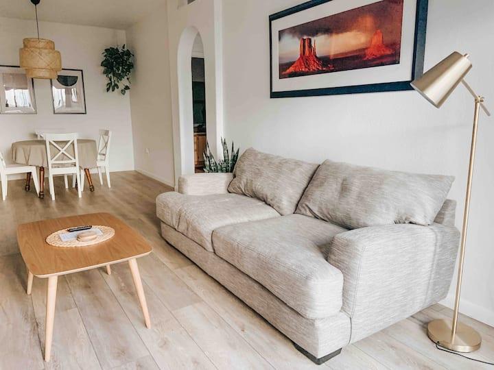 The Ponderosa Apartment