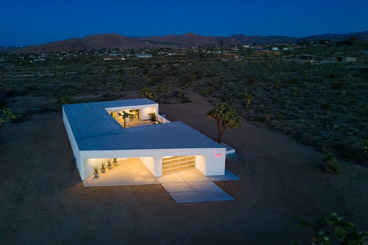 C-House, Pool+Spa In Joshua Tree