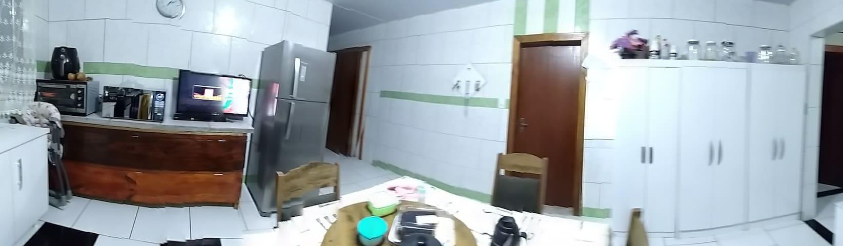 Casa clean, organizada, higienizada
