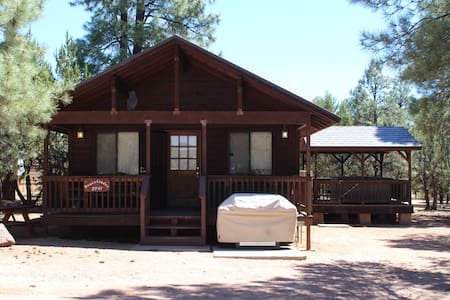 Mogollon Resort Cabin Hot Tub & Pet Friendly