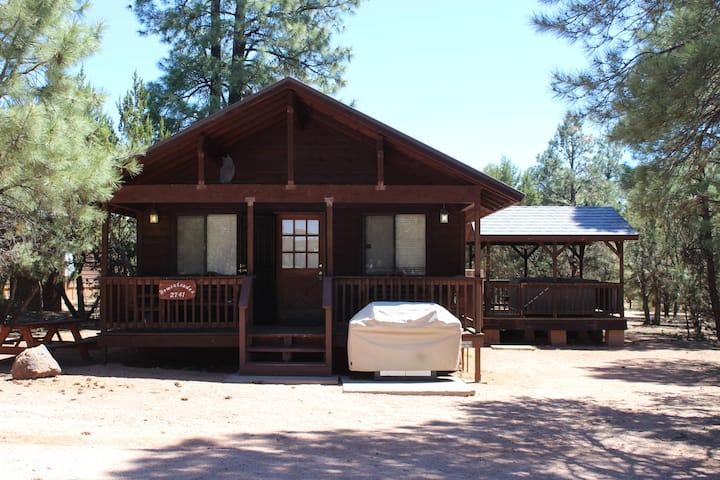 Mogollon Resort Cabin Hot Tub & Pet Friendly