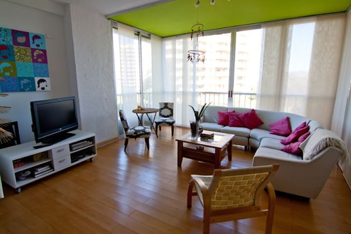 Beautiful apartment on the beach  - Valencia - Byt