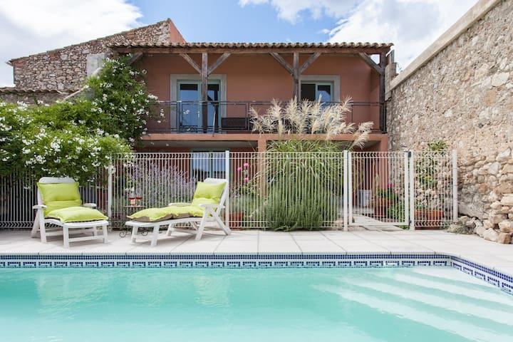 Argeliers - Secret Pool and Garden - Argeliers - House