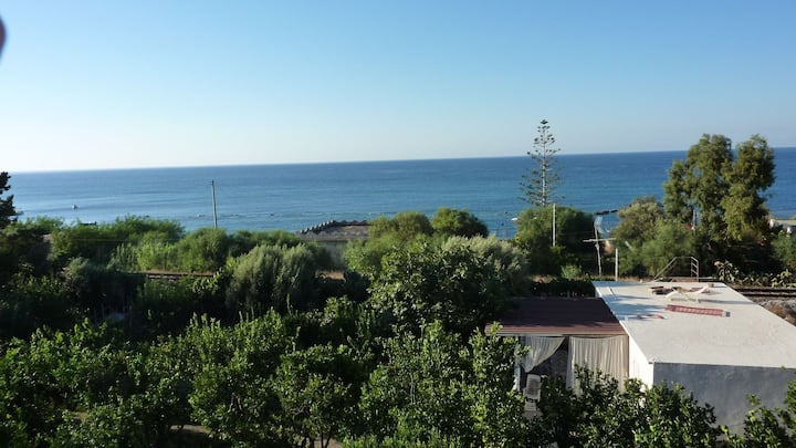Bellissima casetta sul mare Jonio